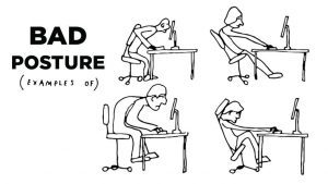 How is your posture?